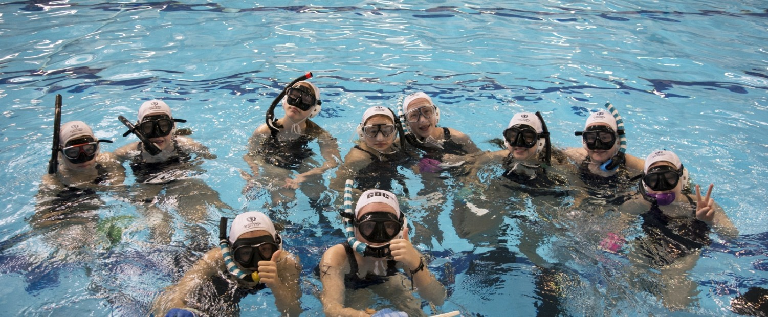 2018 underwater hockey