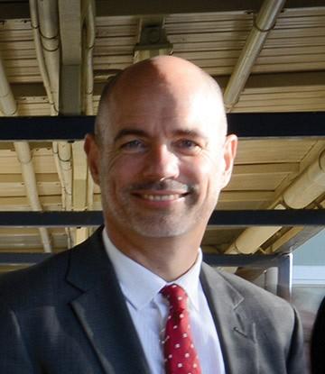 Principal. Richard Dykes