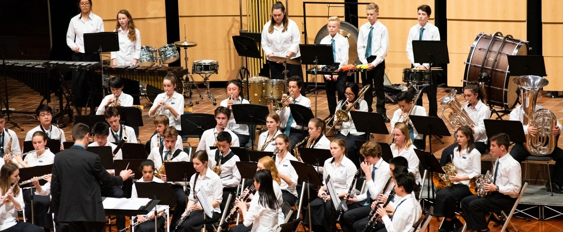 2019 The Concert Band